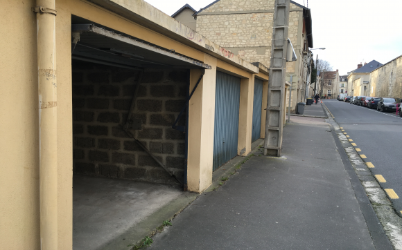 Locations de garage à Caen pas cher